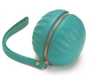 Tatakit.m minaudière enjouée turquoise